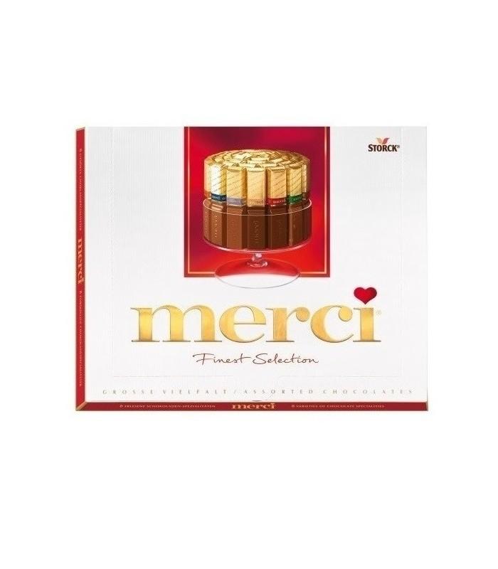 Merci شکلات کادویی 250 گرمی مرسی