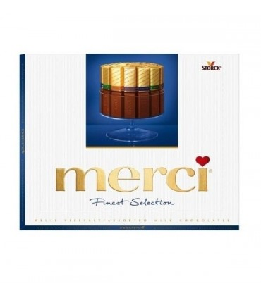 Merci شکلات کلاسیک کادویی 250 گرمی مرسی
