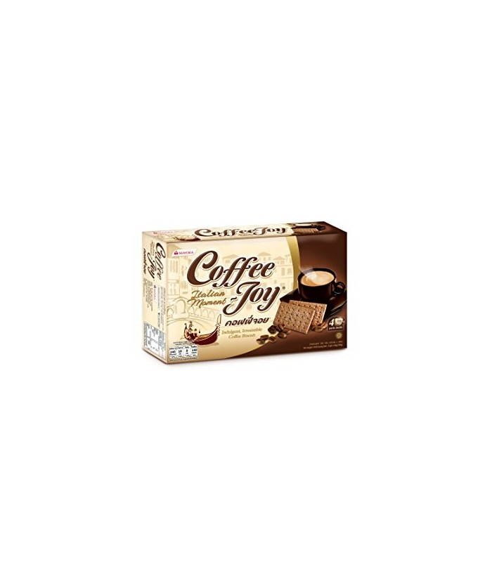 Coffee Joy کارتن هجده تایی بیسکوئیت قهوه کوفی جوی