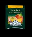 Ahmad tea چای کیسه ای هلو و پشن فروت