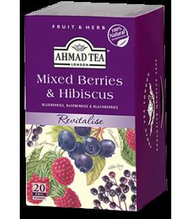 Ahmad tea چای کیسه ای مخلوط توت ها (بری ها) احمد انگلستان