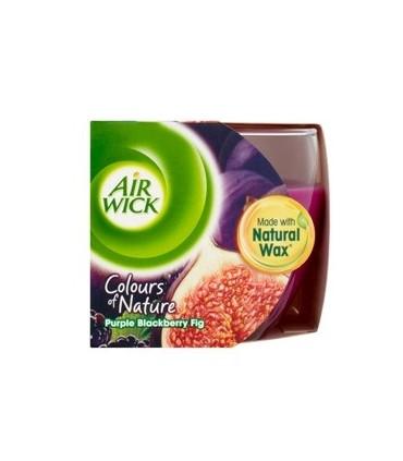 Air Wick شمع معطر رایحه تمشک و انجیر ایرویک