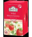 Ahmad Tea دمنوش توت فرنگی وحشی احمد انگلستان