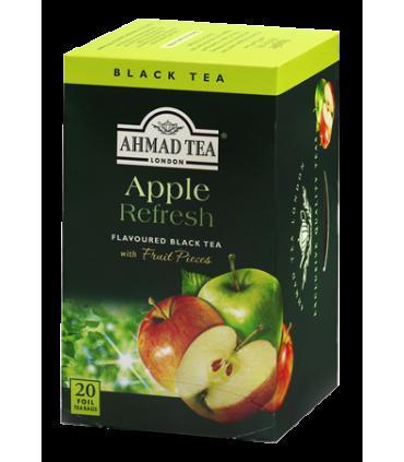 Ahmad Tea چای کیسه ای با تکه های سیب احمد انگلستان
