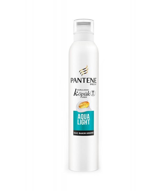 Pantene فوم مو نرم کننده داخل حمام مخصوص موهای معمولی تا چرب 180 میلی پنتن