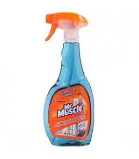 Mr Muscle مایع شیشه شوی ضد بخار آبی مستر ماسکل