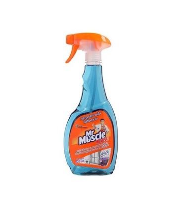 Mr Muscle مایع شیشه شوی ضد بخار آبی مستر ماسل