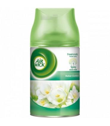 Air wick اسپری خوش بو کننده هوا 250 میل رایحه گل های بهاری ایرویک