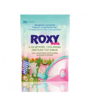 Roxy پودرصابون رایحه گل های بهاری لباس کودک ماشینی 800 گرمی رکسی