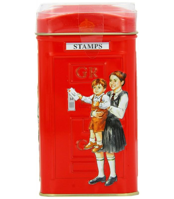 Ahmad Tea چای کیسه ای 25 عددی در جعبه باجه تلفن لندن احمد انگلستان