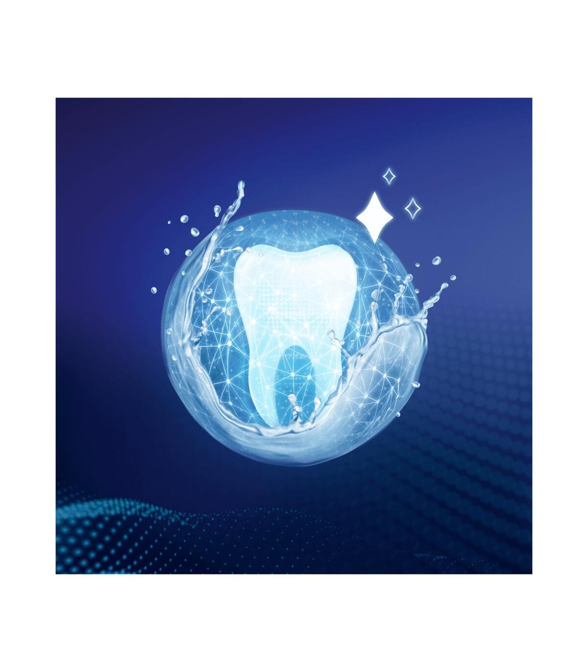 Oral B خمیر دندان تمیز کننده قوی 75 میل اورال بی