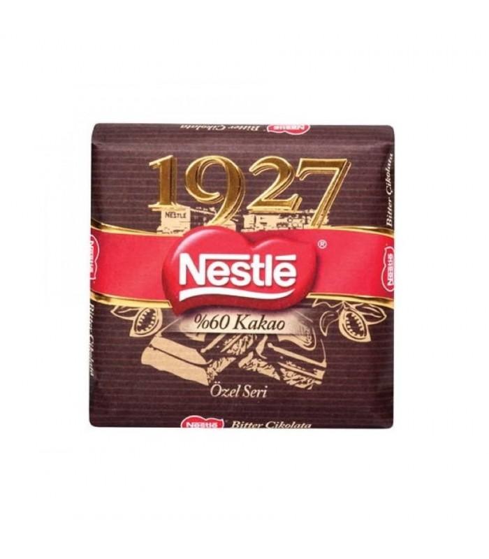 Nestle شکلات تلخ 80 گرمی 1927 نستله