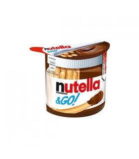 Nutella بیسکویت و شکلات ترکیبی نوتلا اند گو