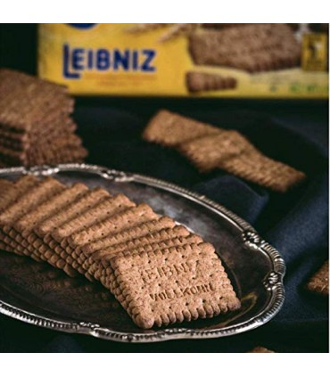 Leibniz بیسکوئیت کره ای پتی بور سبوس دار لایبنیز