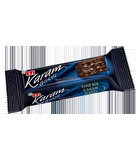 Eti ویفر شکلاتی با کرم شکلات تلخ 50 گرمی کارام اتی