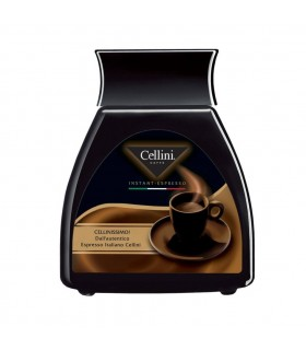 Cellini قهوه اسپرسو فوری 100 گرمی سلینی