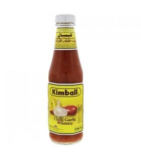 Kimball سس سیر و فلفل تند 325 میلی گرمی کیمبال