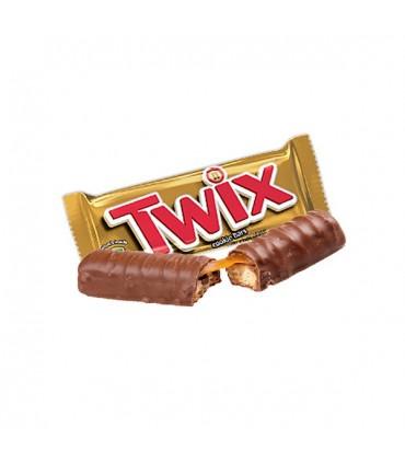 Twix پک 24 عددی شکلات کاراملی توییکس
