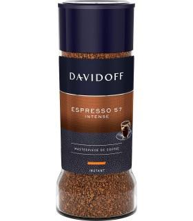 Davidoff قهوه فوری دارک روست اسپرسو 57 100 گرمی دیویدف