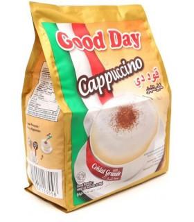 Good Day کاپوچینو فوری 20 عددی همراه با پودر شکلات گود دی