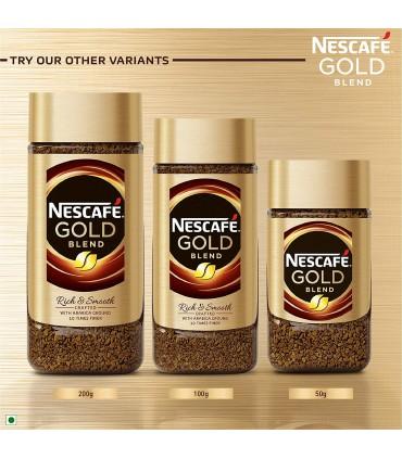 Nescafe قهوه فوری گلد 100 گرم نسکافه