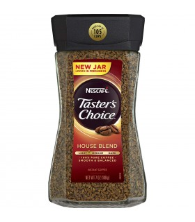 Nescafe قهوه فوری تیسترز چویس هاوس بلند 198 گرمی نسکافه