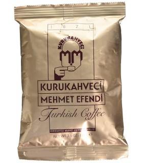 Mehmet Efendi قهوه ترک 100 گرمی مهمت افندی