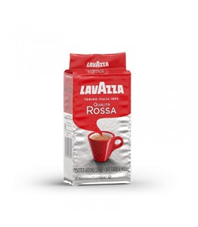 Lavazza قهوه اسپرسو کوآلیتا روسا 250 گرمی لاواتزا