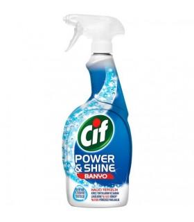 Cif اسپری تمیز کننده سرویس بهداشتی 750 میلی لیتر سیف