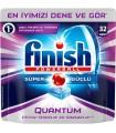 Finish قرص ماشین ظرفشویی کوآنتوم 32 عددی فینیش