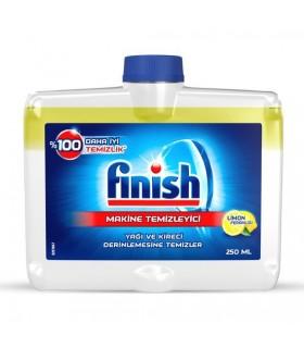 Finish جرم گیر ماشین ظرفشویی لیمویی کتابی 250 میلی لیتر فینیش