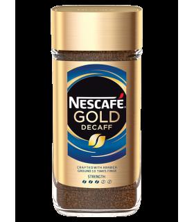 Nescafe نسکافه گلد 100 گرم بدون کافئین نسکافه