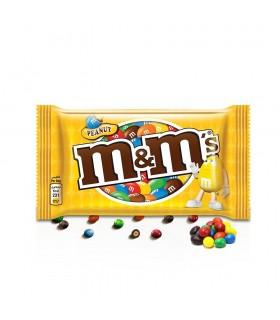 M&M's دراژه شکلات و بادام زمینی 45 گرمی ام اند امز