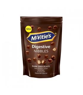 Mcvities دراژه دایجستیو با روکش شکلات تلخ 120 گرم مک ویتیز