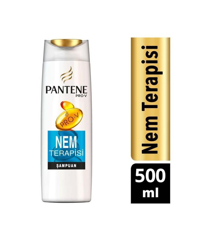 Pantene شامپو آب رسان 500 میل پنتن