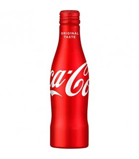 Coca Cola نوشابه بطری آلومینیومی قرمز 251 میل کوکا کولا