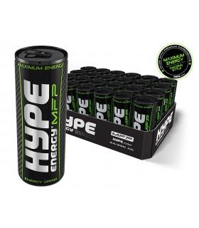 Hype پک 24 عددی نوشیدنی انرژی زا ام اف پی 250 میلی لیتر هایپ