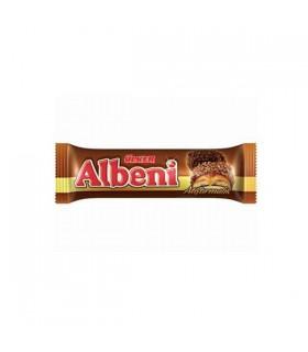 Albeni بیسکویت شکلاتی کاراملی 70 گرمی آلبنی