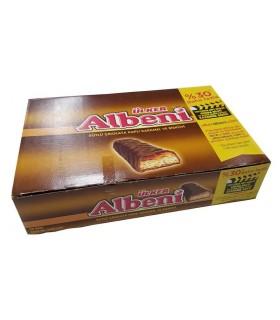 Albeni پک 18 عددی شکلات دوبل 52 گرمی آلبنی