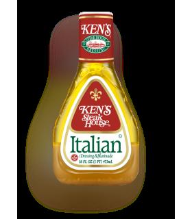 Kens سس ایتالیایی 473 میلی لیتر کنز