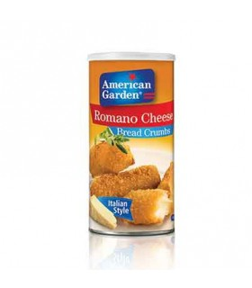 American Garden آرد سوخاری پنیر رومانو امریکن گاردن