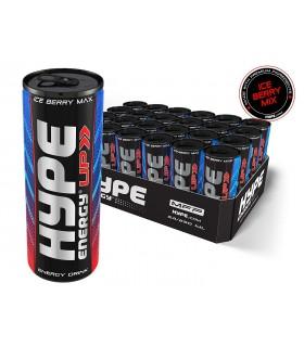 Hype پک 24 عددی نوشیدنی انرژی زا آپ ام اف پی 250 میلی لیتر هایپ