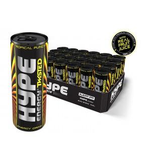 Hype پک 24 عددی نوشیدنی انرژی زا توییستد ام اف پی 250 میلی لیتر هایپ