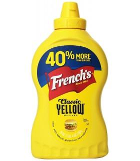 Frenchs سس خردل کلاسیک آمریکایی 567 گرمی فرنچز