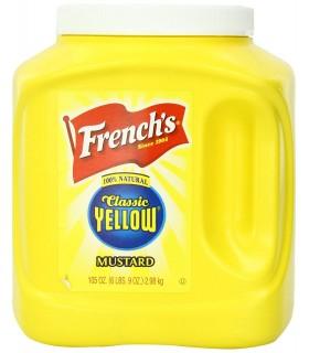 Frenchs سس خردل کلاسیک آمریکایی 3 کیلویی فرنچز