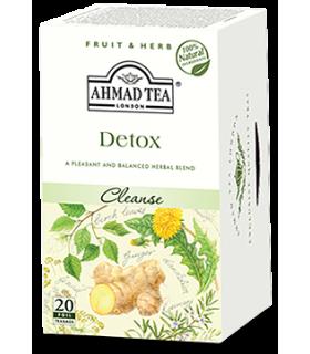Ahmad Tea دمنوش سم زدا 20 عددی احمد تی