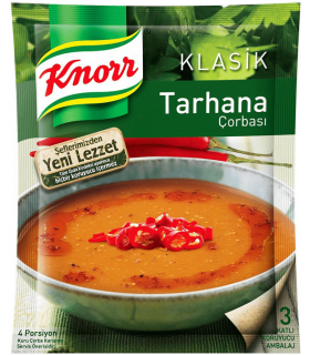 Knorr سوپ آماده تارهانا کنور