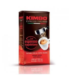 Kimbo پودر قهوه اسپرسو ناپولیتانو 250 گرمی کیمبو