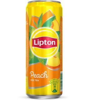 Lipton آیس تی 240 هلو گرمی لیپتون