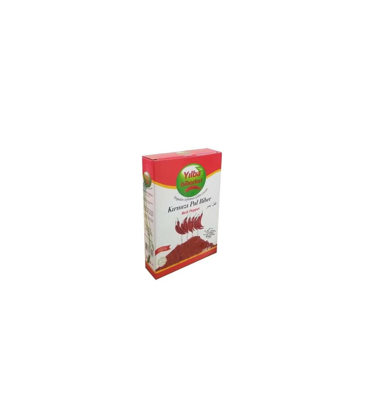 Yilba پول بیبر (فلفل قرمز گرانولی ترکیه) 250 گرم ییلبا